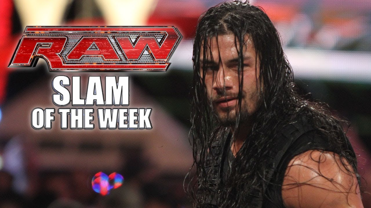 The Shield Stands Together – WWE Raw Slam of the Week 3/10
