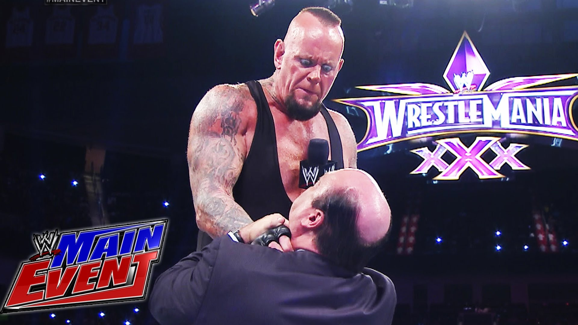 The Undertaker sends message to Brock Lesnar: WWE Main Event, March 18