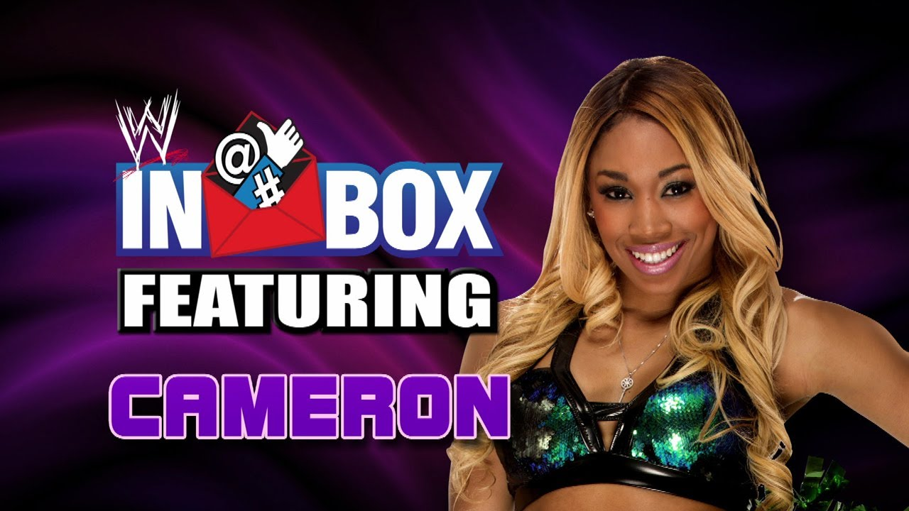 Totally Cameron and a totally funky Inbox – WWE Inbox Episode 112