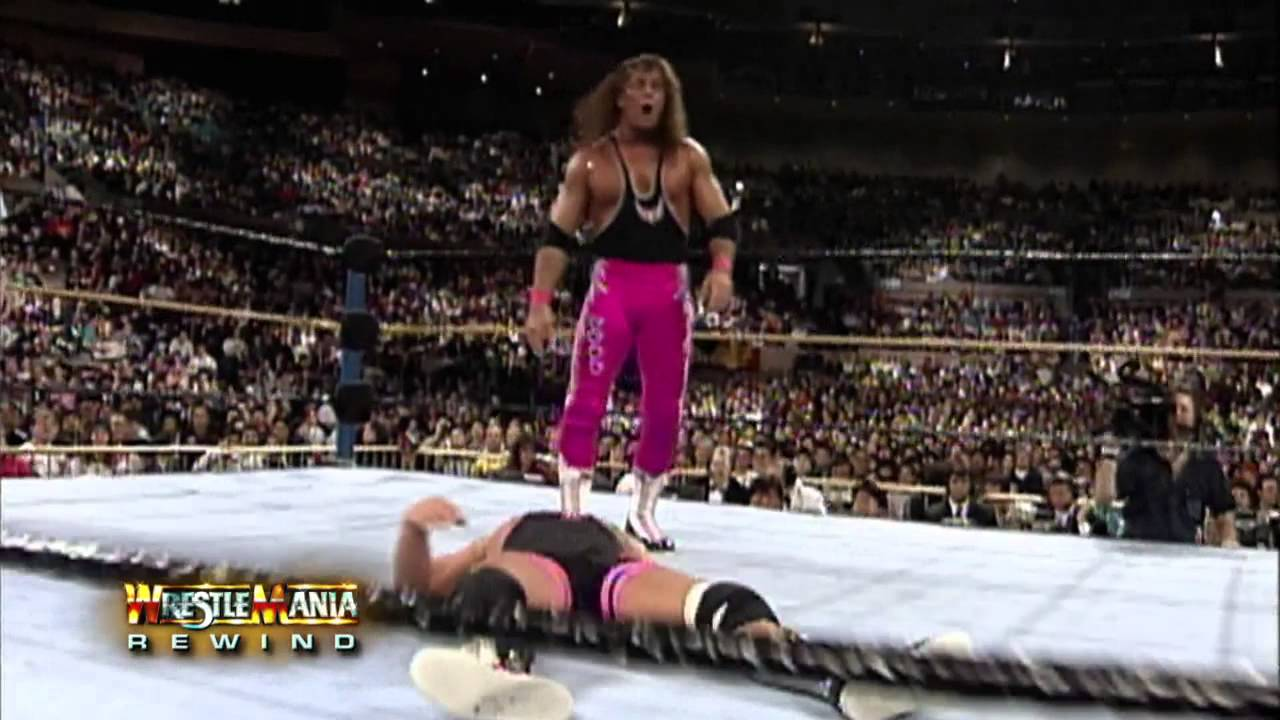 WrestleMania Rewind: Bret Hart vs. Owen Hart at WrestleMania X – Tuesday on WWE Network
