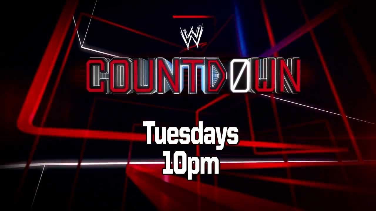 WWE Countdown: Greatest Finishing Moves – Tuesday 10/9 CT on WWE Network
