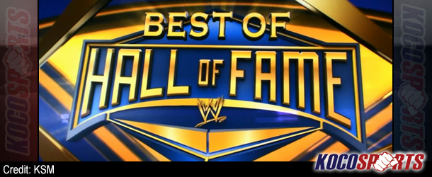 Video: The Best of WWE Hall of Fame – 04/23/14 – (Full Show)
