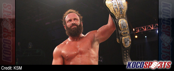 Eric Young defeats Magnus to win the TNA World Heavyweight title