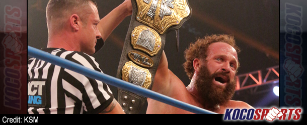 TNA ratings hit new all time low with Eric Young's title defense; TNA live attendance also suffers