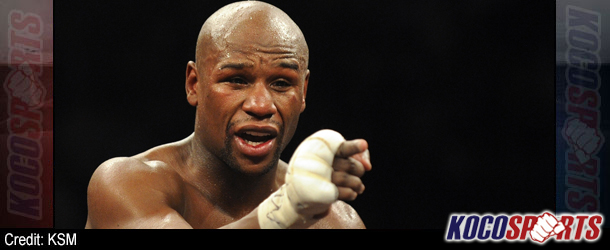 Floyd Mayweather Jr. stripped of WBO welterweight title for failure to comply with the organization's rules
