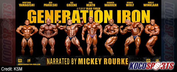 "Video: Generation Iron – ""Pumping Iron for a New Generation"" – (Full Show)"