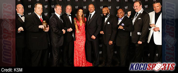 WWE Hall of Fame recap & footage – 04/05/14 – (An absolutely insane night of inductions!)