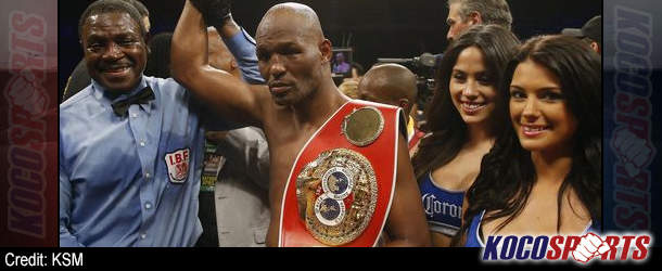 Bernard Hopkins wins split decision over Beibut Shumenov; unifies IBF, IBA & WBA titles
