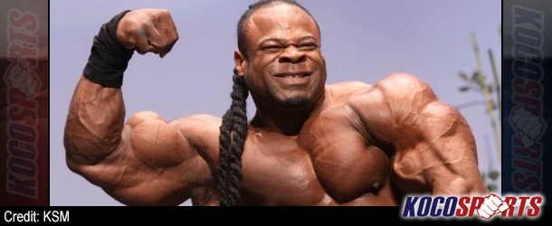 Kai Greene to deliver bodybuilding seminar at Olympia Amateur Europa 2014