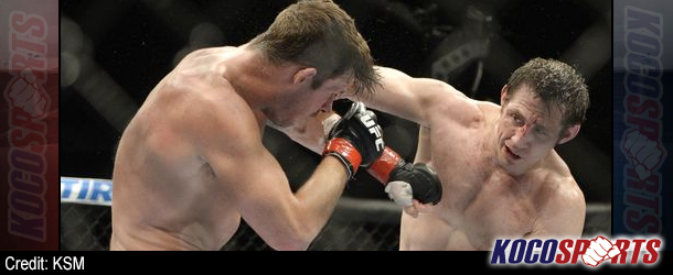 """Ultimate Fighter """"Nations"""" Finale results – 04/16/14 – (Kennedy grinds out a win over Bisping in main event)"""