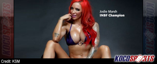 "Video: Jodie Marsh – ""Bodybuilder XL"" – 04/09/14 – (Full Show)"