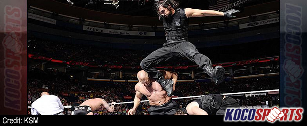 WWE Monday Night Raw results & footage – 04/28/14 – (The Shield tests the theory of Evolution!)