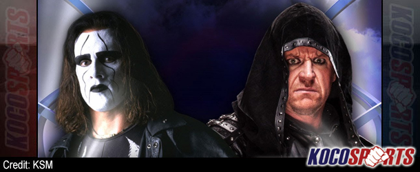Do WWE's plans for a Sting vs. Triple H WrestleMania match indicate that Undertaker is permanently retired?