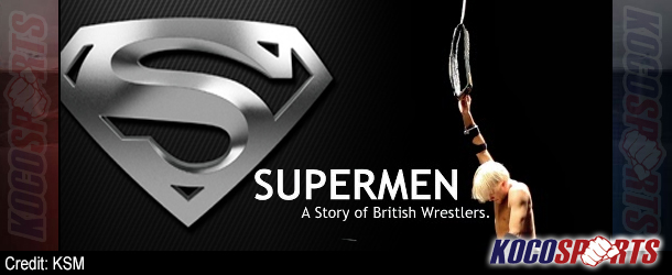 """Video: SuperMen – """"A story of British Wrestlers"""" – 04/24/14 – (Full Show)"""