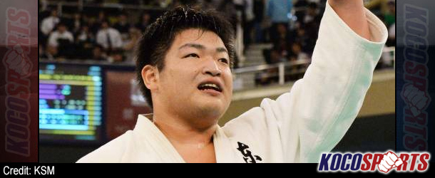 Unheralded Ojitani wins 1st national Judo title in open-weight class all-Japan championship