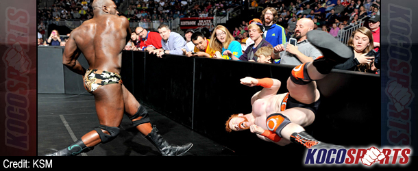 Video: WWE Main Event coverage – 04/22/14 – (Sheamus O'Shaunessy vs. Titus O'Neil)
