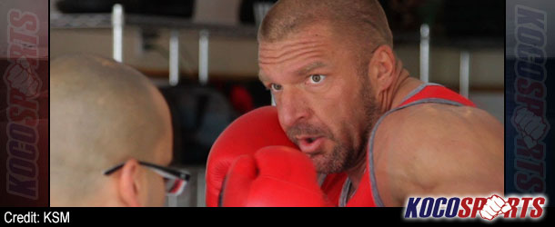 Video: Triple H gives fans a look at his training camp as he gets ready for Daniel Bryan at WrestleMania XXX