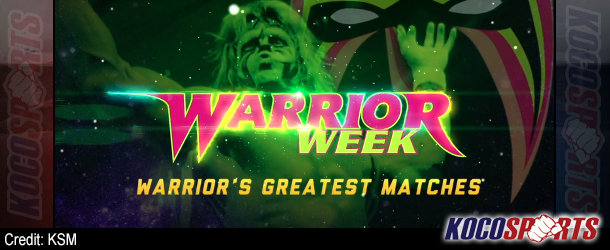 "Video: WWE Warrior Week- ""Warrior's Greatest Matches"" – 04/15/14 – (Full Show)"