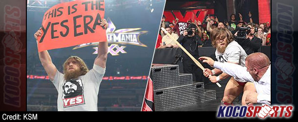 WWE Monday Night Raw results – 03/31/14 – (Lesnar drops The Deadman; Cena plays mind games; Bryan defies Authority)
