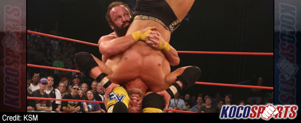 TNA Sacrifice results – 04/27/14 – (Young retains world title; Wolves reclaim Tag Titles; Sanada retains X Title)