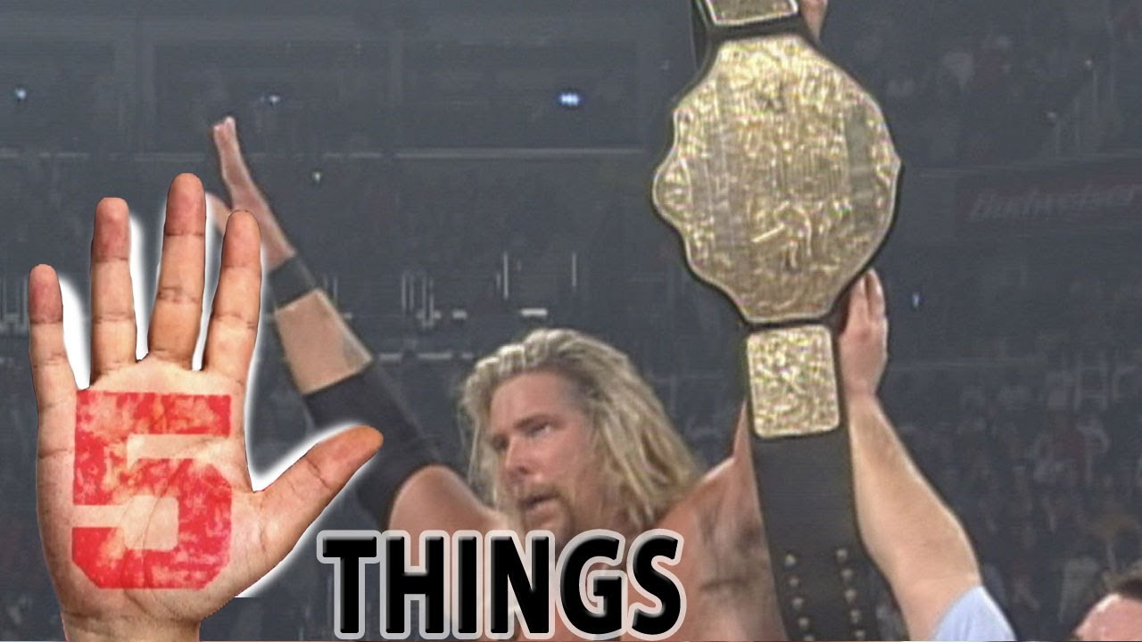 Five other streaks that ended – WWE Five Things