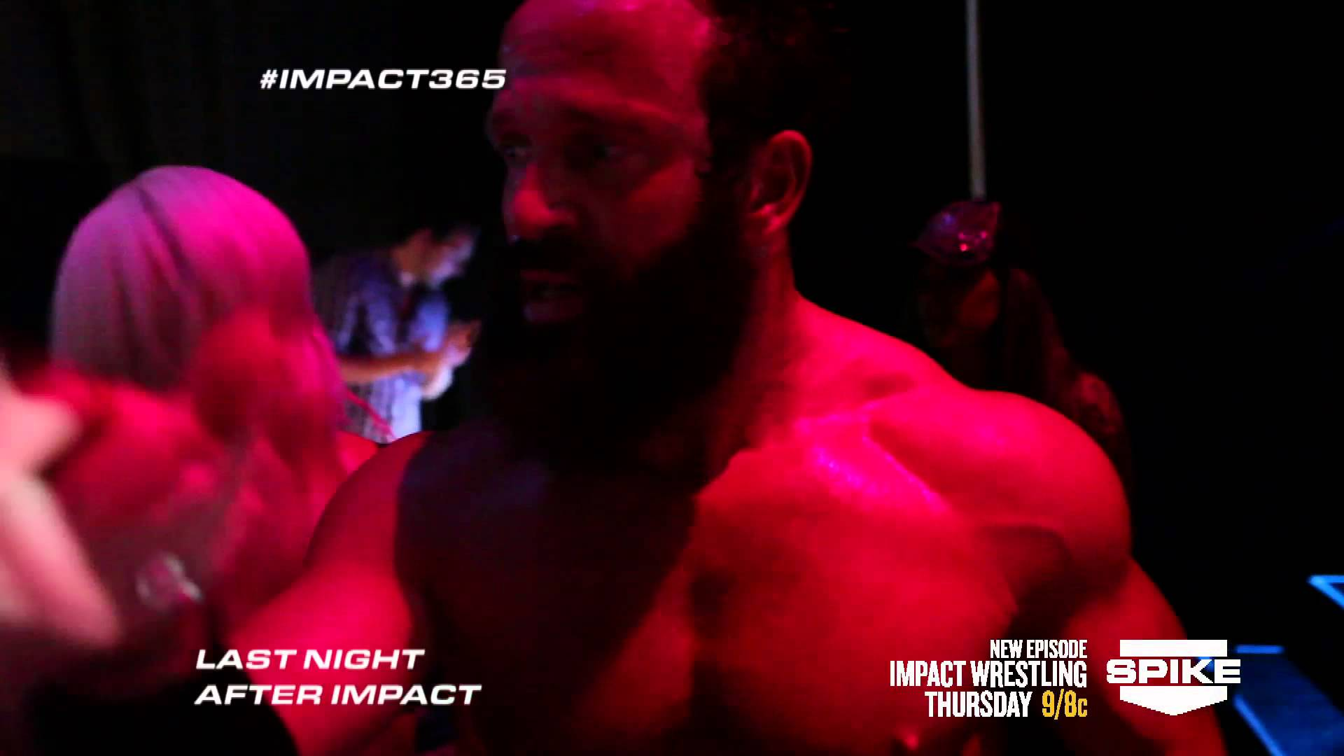 #IMPACT365: Comments from new World Champion Eric Young