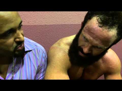 #IMPACT365 Eric Young's Emotional Comments after Winning the World Heavyweight Title