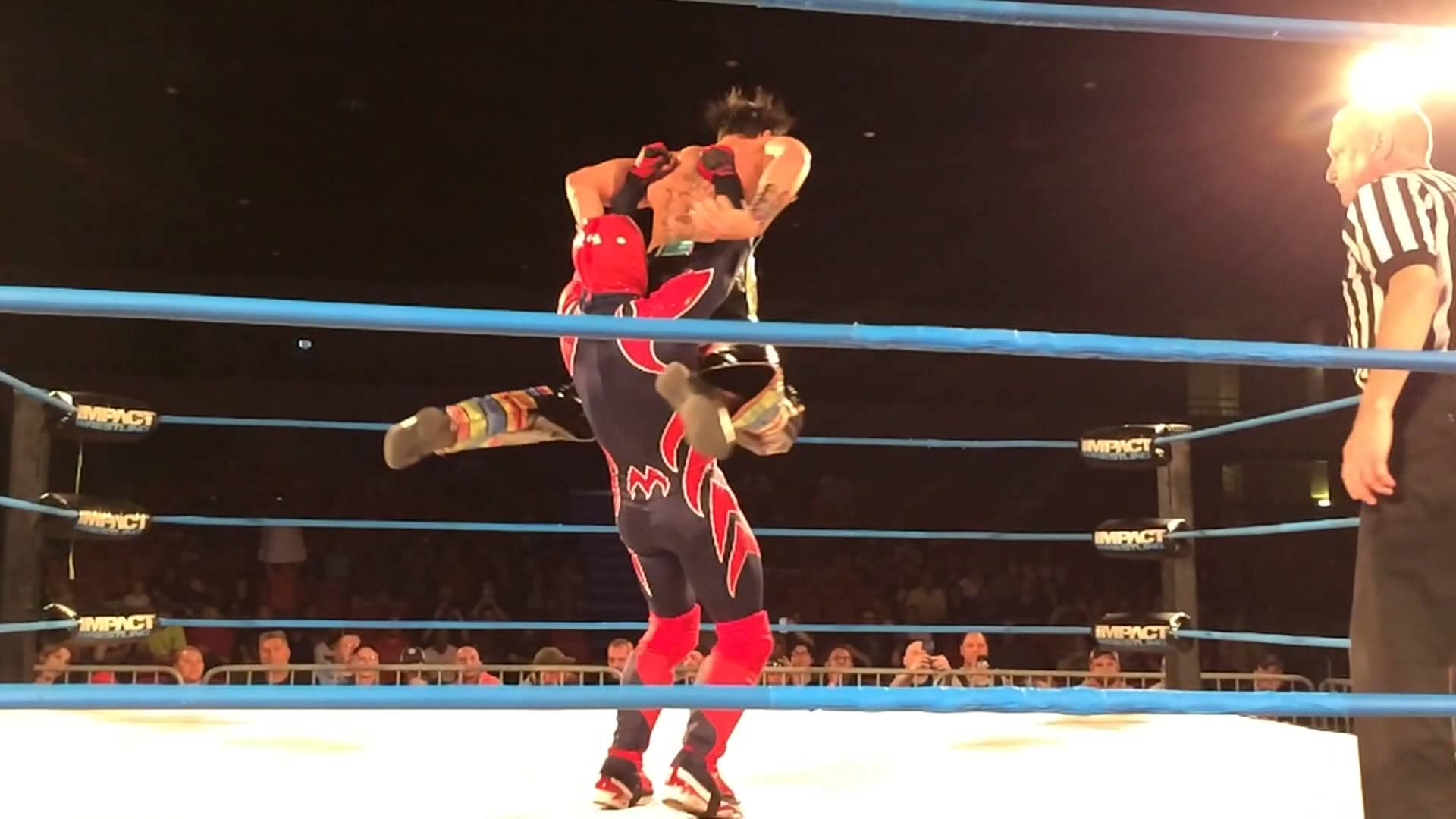 #IMPACT365 Madison Rayne, The Wolves and Manik in Action – IMPACT World Tour in Dalton, GA