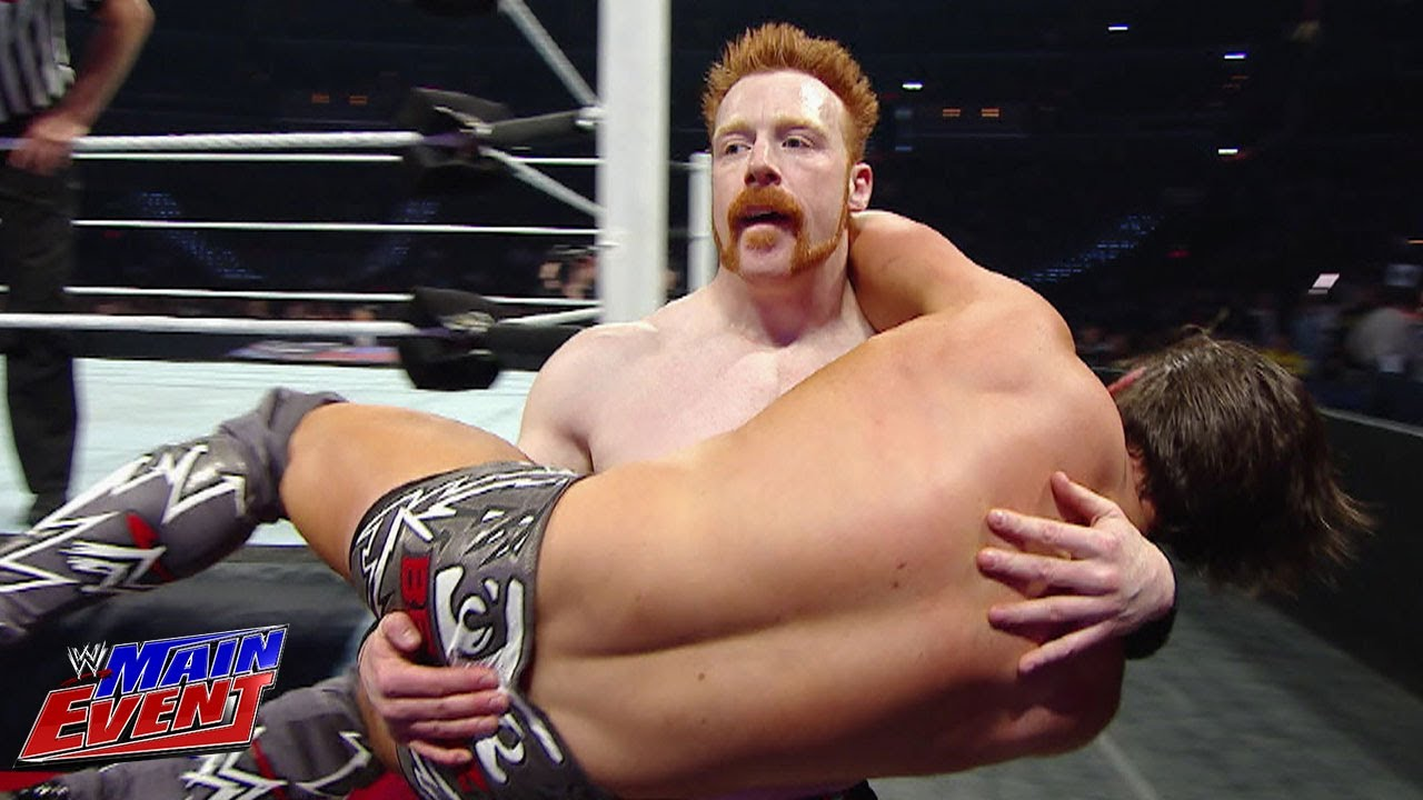Sheamus vs. The Miz: WWE Main Event, April 1st, 2014