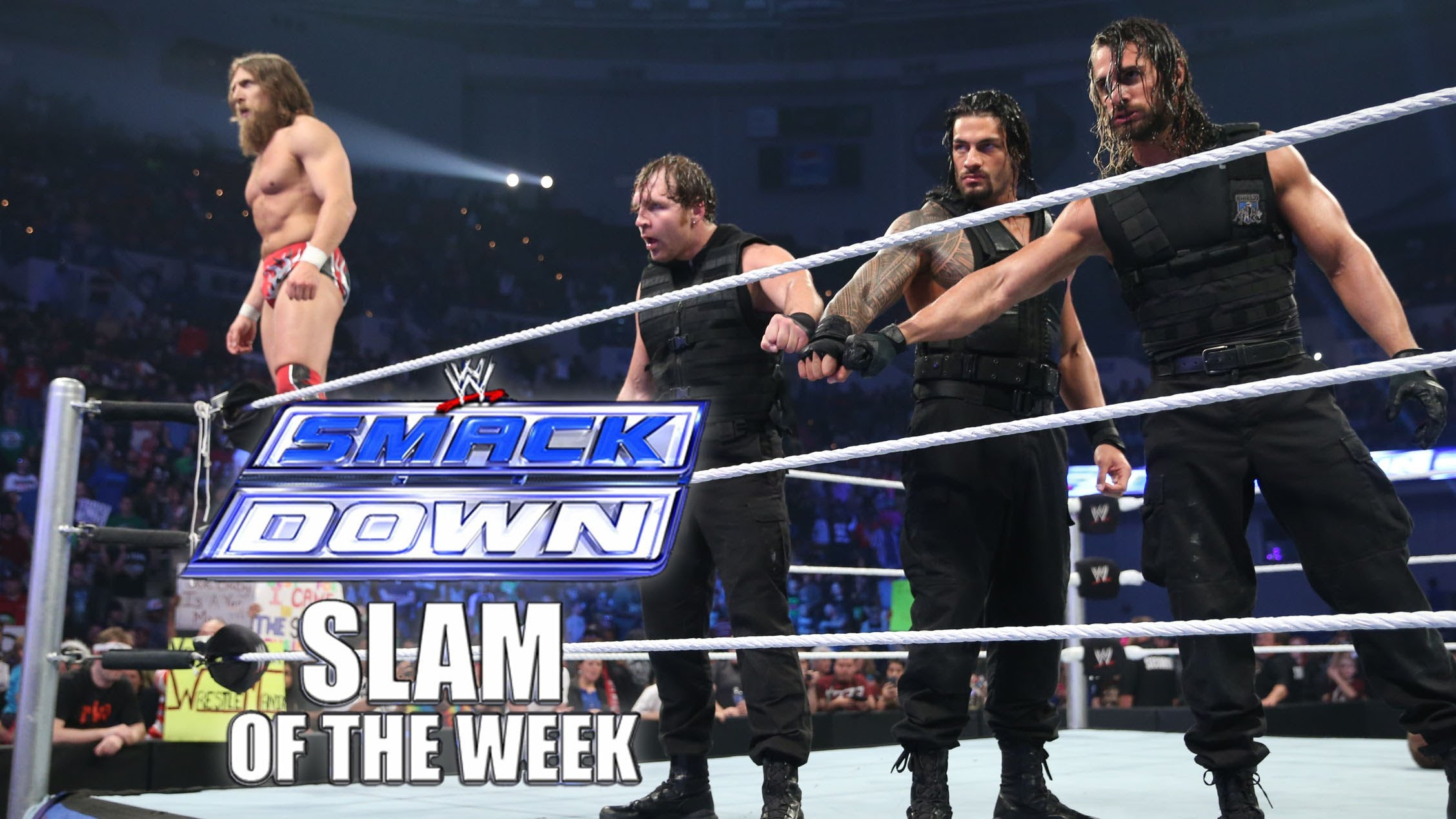 The Authority's big problem – WWE SmackDown Slam of the Week 4/11