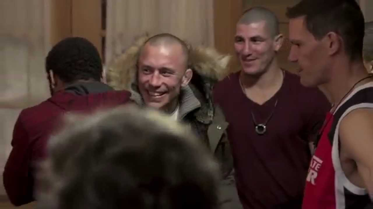 TUF Nations: GSP Visits the House