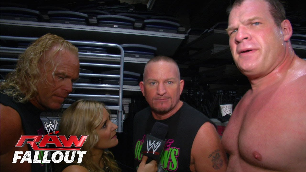 Two Words…Believe That – Raw Fallout – March 31, 2014