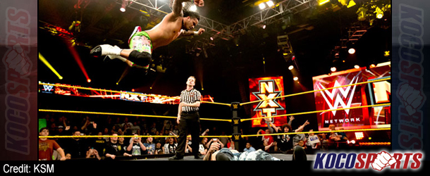 "WWE NXT results – 04/24/14 – (NXT ""Special Event"" announced; Paige stripped; Zayn & Usos beat Graves & Ascension!)"