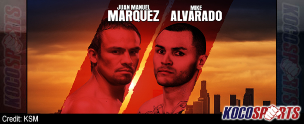 Video: Breaking coverage of Juan Manuel Marquez vs. Mike Alvarado – 05/17/14 – (Live @ 9PM EST / 2AM GMT)