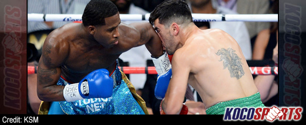 Adrien Broner fails to impress with his victory and with classless post fight comments
