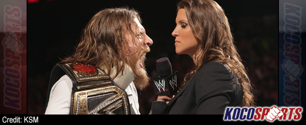 Video: WWE Raw coverage – 05/26/14 – (Daniel Bryan refuses to surrender the WWE Title)