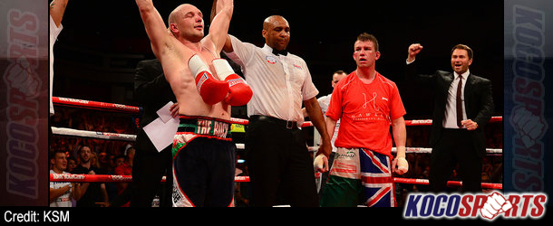 Boxing results from Cardiff – 05/17/14 – (Cleverly wins easy; Rees wins retirement bout; Selby closer to world title!)