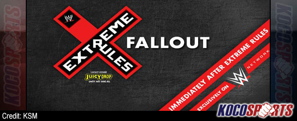 """Video: WWE Extreme Rules – """"Fallout"""" – 05/04/14 – (Full Show)"""