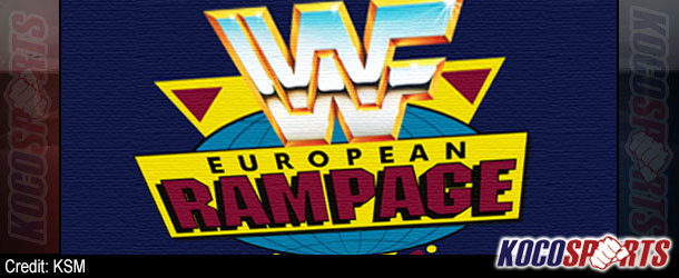 Video: WWE Top 10 looks back at some of the most exciting and memorable moments in WWE's European history