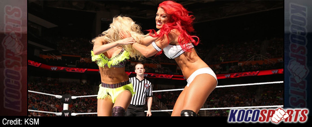 Video: WWE Raw coverage – 05/26/14 – (Eva Marie vs. Summer Rae)