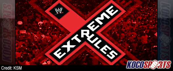 "Podcast: Koco's Corner – ""WWE Extreme Rules"" review – 04/26/15 – (Everything went better than Expected!)"