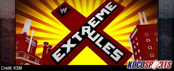 Video: WWE Extreme Rules – 05/04/14 – (Full Show)