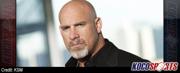 Former WCW heavyweight champion, Bill Goldberg in talks to fight for GLORY Championship Kickboxing