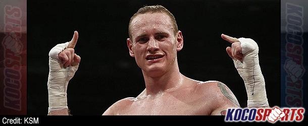 George Groves defeats Christopher Rebrasse to win European super middleweight title