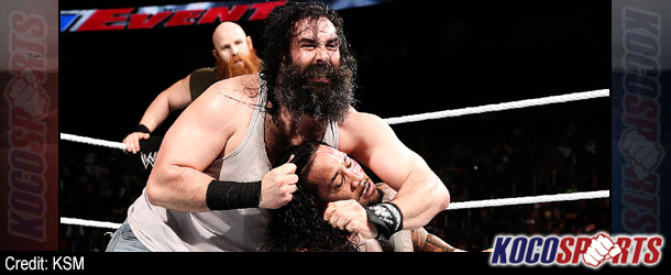 WWE Main Event results – 05/27/14 – (Paving the way to WWE Payback)