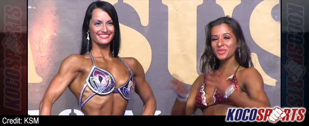 Video: IFBB European Championships coverage – 05/24/14 – (Womens Fitness Overall)