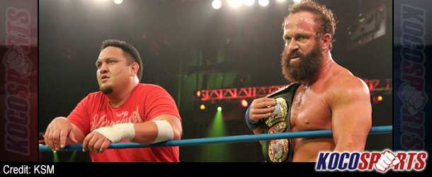 TNA Impact Wrestling results – 05/29/14 – (Joe returns; Bully Ray brings the Tables; Dixie talks business with MVP)