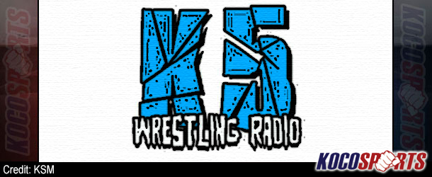 Audio: K-5 Wrestling Radio – 05/18/14 – (A New Reigns)