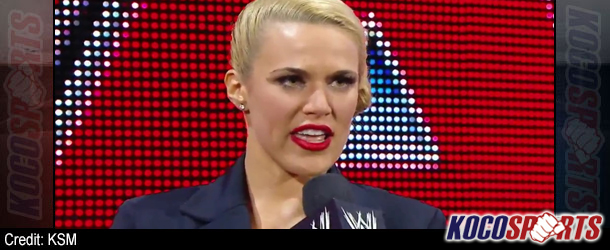 Video: WWE Monday Night Raw coverage – 08/04/14 – (Lana Perry wishes Barack Obama a happy birthday!)