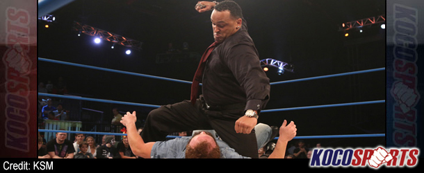 TNA Impact Wrestling results & footage- 08/05/14 – (MVP shocks EY and the fans; Ladder Match for the Tag Titles; Kurt Angle suffers torn ACL)
